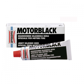 Joint au silicone Motorblack 60gr. 267200140