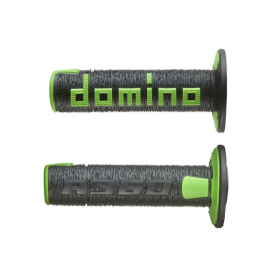 Couple MANOP. OFF-ROAD NERO/VERDE 184161010